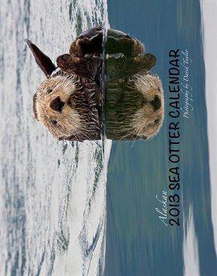 2013 Alaskan Sea Otter Wall Calendar