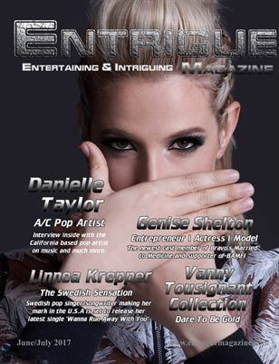 Entrigue Magazine June/July 2017