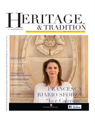 Heritage & Tradition Magazine 1/3 2017