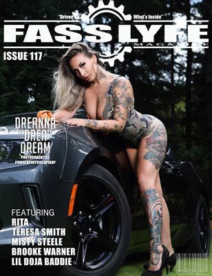 FASS LYFE ISSUE 117 FT. DREANNA DREA DREAM