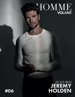VOLANT Homme #06 - Cover Option