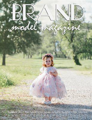 Brand Model Magazine  Issue # 374