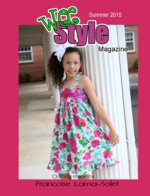 Wee Style Magazine Summer 2015 Issue