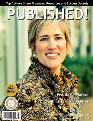 PUBLISHED! featuring Lisa Marie Platske