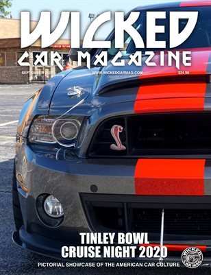 WICKED CAR MAGAZINE - GT500