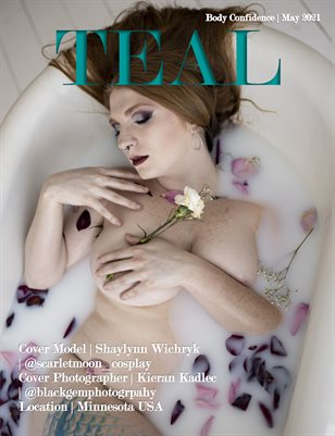 Teal Magazine Body Confidence Issue 4