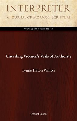 Unveiling Women's Veils of Authority