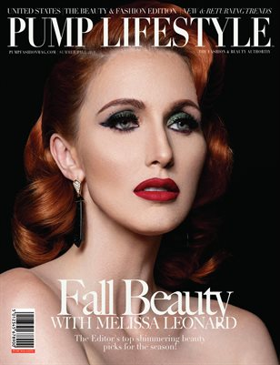 PUMP Lifestyle - The Beauty & Fashion Edition | November 2018 | V.XXIII