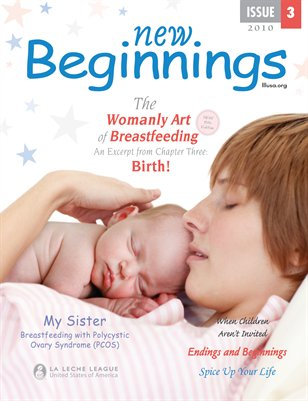 """The Womanly Art of Breastfeeding"" An Excerpt from Chapter Three: Birth!"