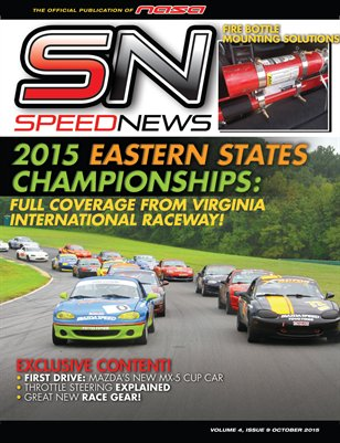 NASA SPEED NEWS OCTOBER 2015