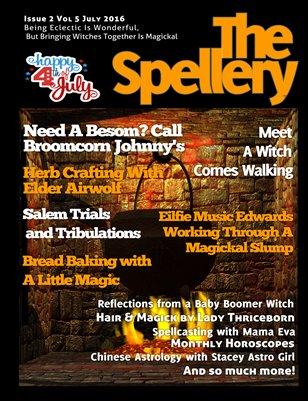 The Spellery July 2016