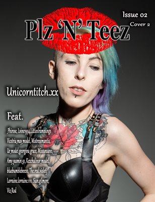 Plz 'N' Teez Magazine Issue 02 Cover 2