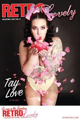 Valentine's 2021 - VOL 6 – Tay Love Cover Poster