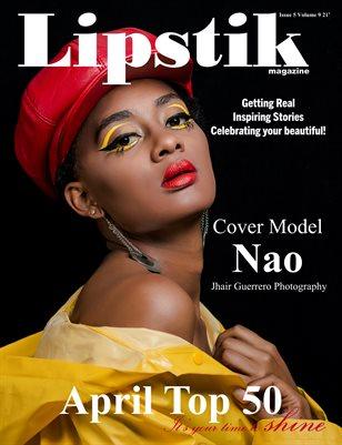 Lipstik Magazine Issue 5 Volume 9 21'