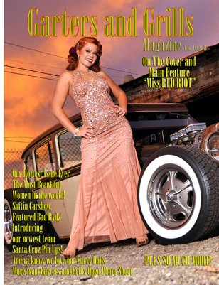 Garters and Grills Magazine November Issue 6