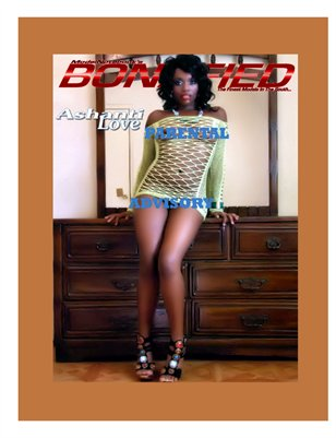 Bonafied Magazine Ashanti Love