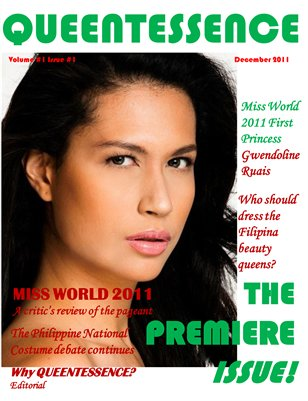 QUEENTESSENCE - The Premiere Issue