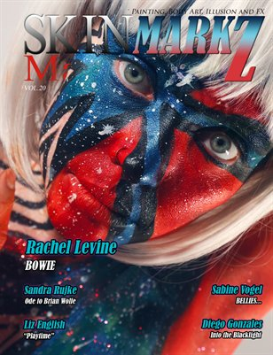 May Issue of SkinMarkZ Magazine - Issue 20