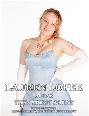 Lauren Loper | Teen Spirit Squad
