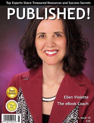 PUBLISHED! 10 Excerpt featuring Ellen Violette