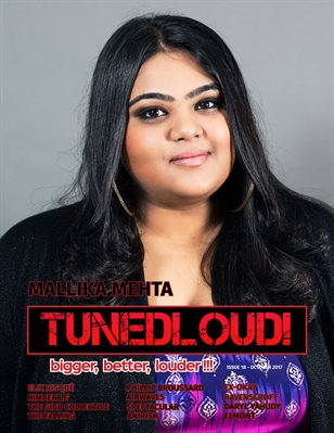 TunedLoud Magazine October 2017