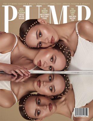 PUMP Magazine - The Art of Fashion - Vol.1 - April 2020