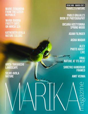 MARIKA MAGAZINE NATURE & TRAVELS (ISSUE 686 - MARCH)