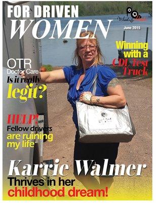18 Wheels & Heels Magazine June 2015