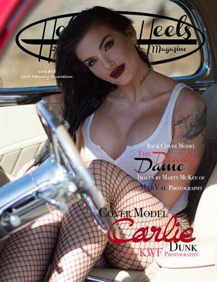 2018 Hell on Heels Magazine February Countdown