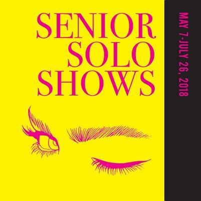 Senior Solo Show 2018
