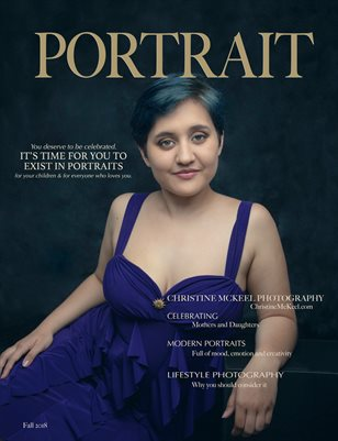 Portrait Magazine, Fall 2018