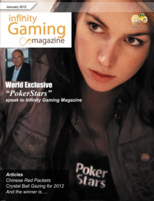 Infinity Gaming Magazine January 2012