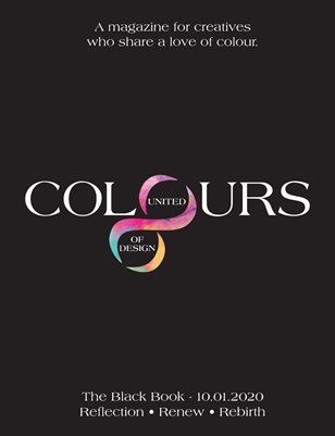 United Colours of Design - The Black Book