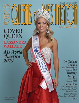 World Class Queens of Washington Magazine