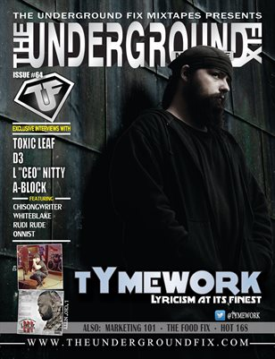 The Underground Fix Magazine Issue #64