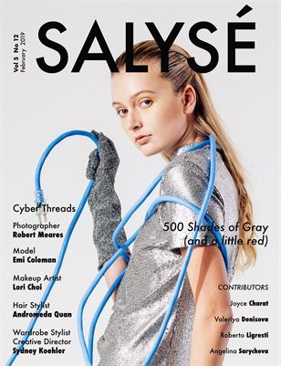 SALYSÉ Magazine | Vol 5 : No 12 | February 2019