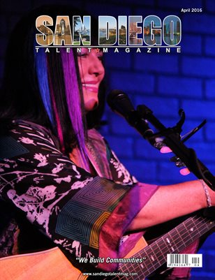 San Diego Talent Magazine April 2016 Edition