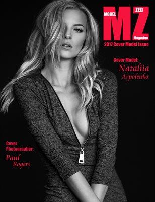 Model Zed Magazine 2017 Cover Model Issue
