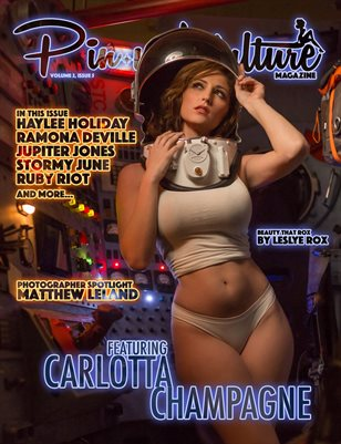 Pinup Kulture Magazine Volume 2, Issue 5