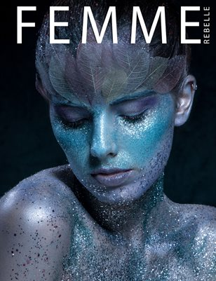 Femme Rebelle Magazine December 2018 BOOK 1 - Bang Tidy Cover