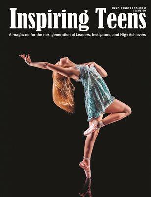 Issue 40 of Inspiring Teens Magazine