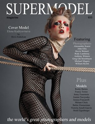 Supermodel Magazine Issue 035