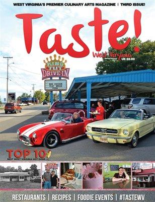 Taste! WV Magazine - Spring/Summer 2015