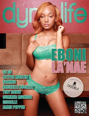 Dymelife Magazine #07 (Eboni La'nae Cover)