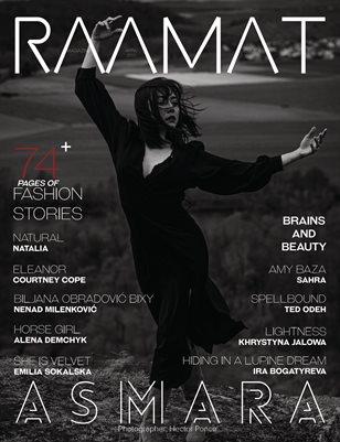 RAAMAT Magazine April 2021 Issue 1