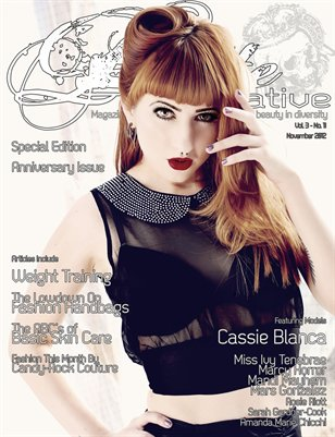 The Petite Alternative - November 2012 - Cover 1