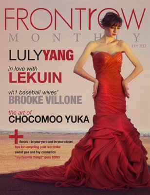 Front Row Monthly | July 2012