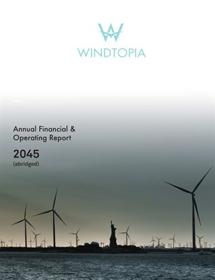 Windtopia 2045 annual report V2