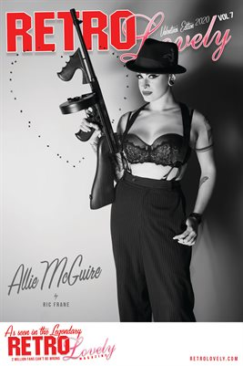 Allie McGuire Cover Poster