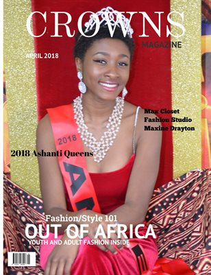 Crowns Magazine 2018 April Issue